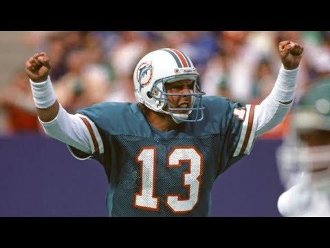 Dan Marino || The Man || Dolphins Career Highlights