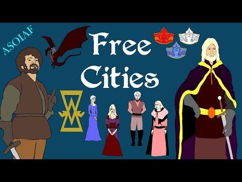 ASOIAF: Free Cities (Focus Series)