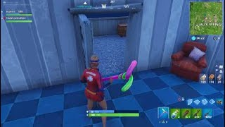 Fortnite salty springs underground secret