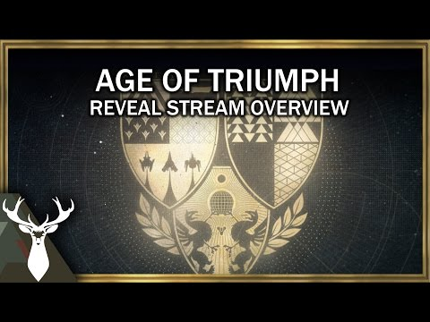 Age of Triumph Reveal Stream: Quick Overview