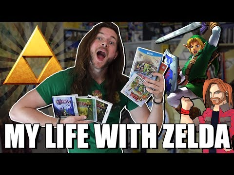 Why I Love Zelda - Growing Up In Hyrule.
