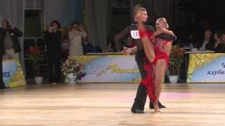 Miha Vodicar - Nadiya Bychkova, Final Jive