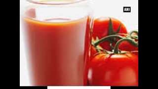 A glass of Tomato Juice daily can help rid you of your beer belly