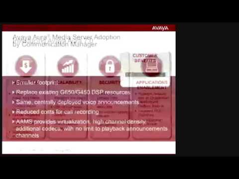 Avaya Aura Release 7 – Overview