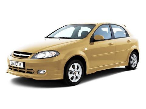 Замена лобового стекла на Chevrolet Lacetti в Казани.