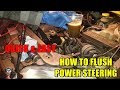 How to Flush Power Steering Quick & Easy 1998-2004 Dodge Intrepid