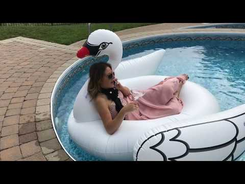 REALTOR CAUGHT SWIMMING IN CLIENTS POOL!!  Sue Kennedy - Real Estate - Manotick