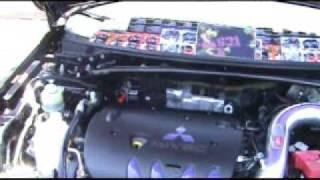 Avenue Sound & Advanced auto parts car show 2009 Runblox.com