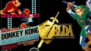 #88mph 38 - Donkey Kong en 01:00/ Zelda Oot en 56:54 Final