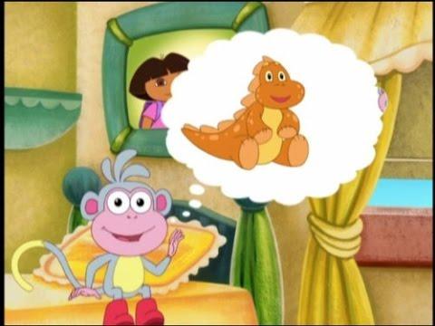 Dora the Explorer: Boots Cuddly Dinosaur