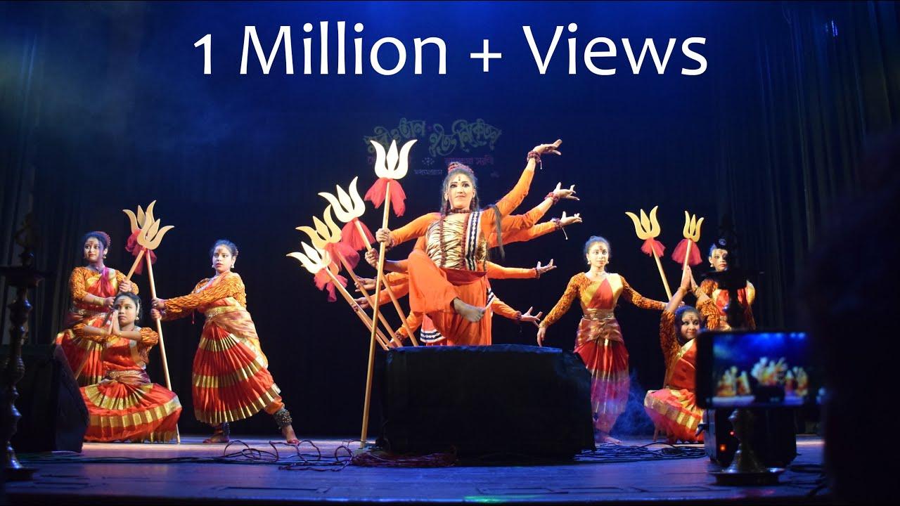 Shiva Shiva Shankara Shankar Tandav Mahadevan Dhamarukam Dance Performance Sur O Tan
