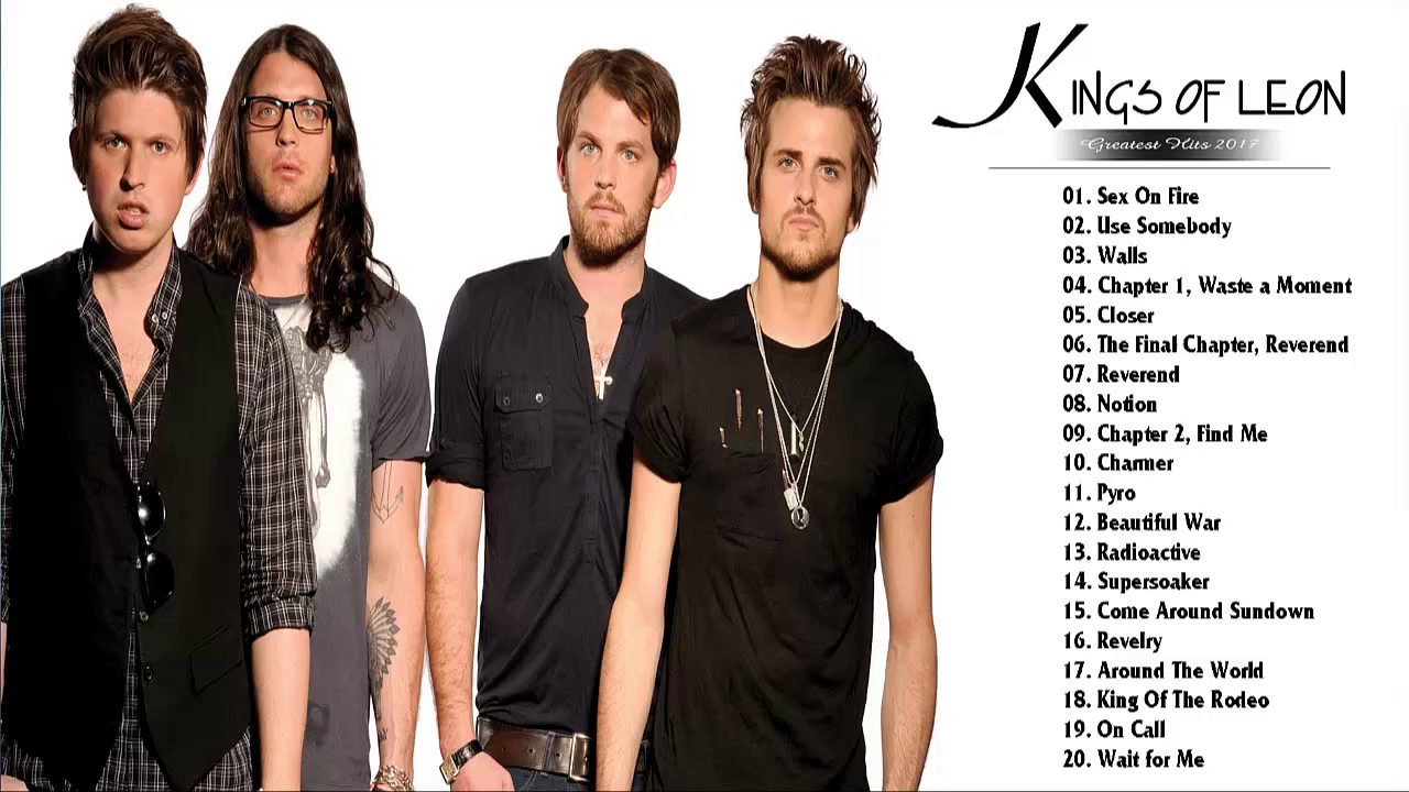 kings of leon walls album download free