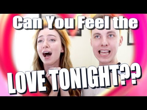 "Google Translate Sings: ""Can You Feel The Love Tonight"" (ft. Jon Cozart)"