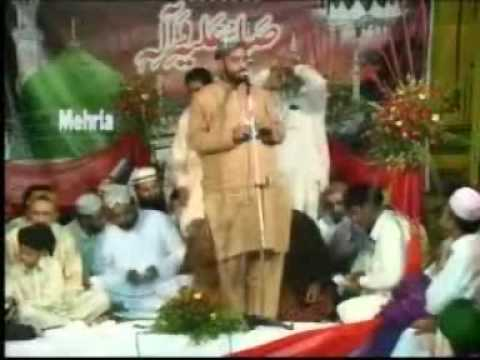 AMAZING MEHFIL BY QARI SHAHID MEHMOOD Part 1/5