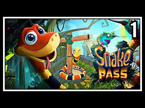 Snake Pass | Snake Simulator | [#1]