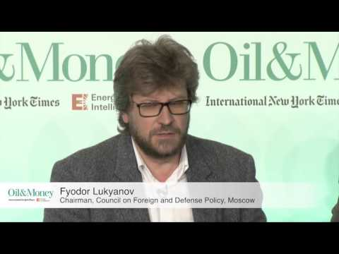 Oil & Money 2015: The World in Play Critical Geopolitical Drivers