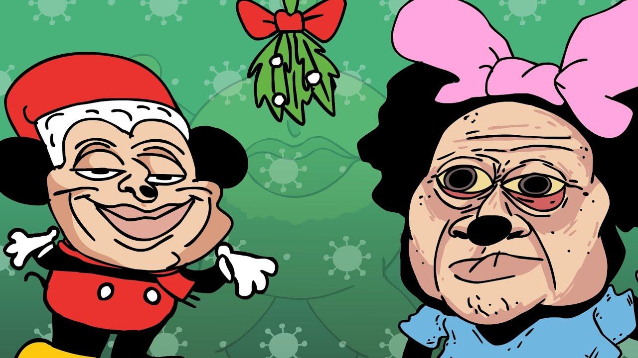 Download Mokey's Show - Contagious Christmas