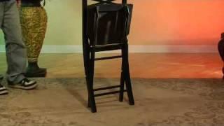 Hillsdale East Side Folding Chair