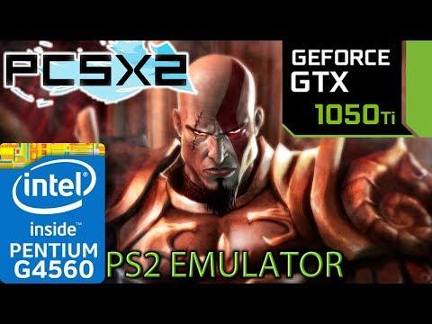 PCSX2 - GTX 1050 ti - G4560 - PS2 Emulator + Settings - Shadow Of the Colossus - Gran Turismo 4