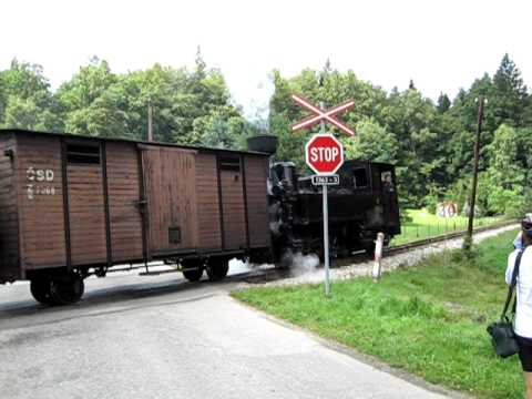 Narrow Gauge Railway in Czech Republic