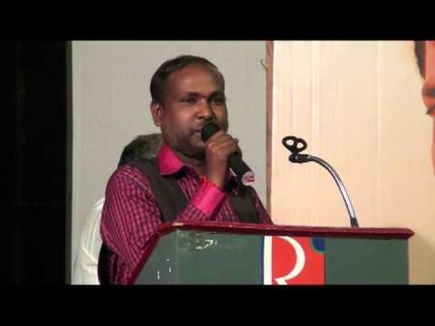 Music Director Bharani at Kolaakalam Audio Launch