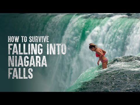 How to Survive Falling into The Niagara Falls