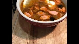 Солянка «ленивая» за 30 минут: рецепт от Foodman.club
