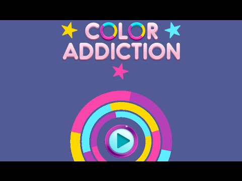 Y8 Color Addiction - Free game to play on y8.com - YouTube