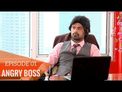 Angry Boss - Episode 01