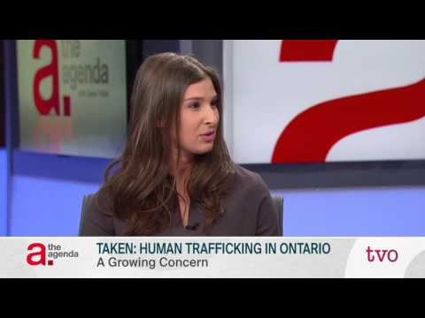 Ontario's Human Trafficking Problem