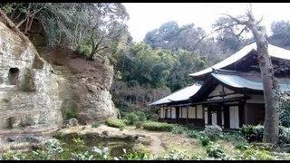 【鎌倉の寺】瑞泉寺