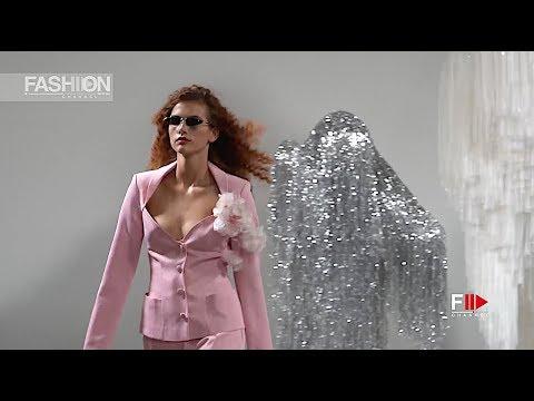 MARIANNA SENCHINA Spring Summer 2019 Ukrainian FW - Fashion Channel