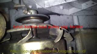 Cara Memperbaiki Mesin Cuci 2 Tabung Yang Bersuara Berisik