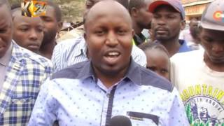 Private developer demolishes 25-year-old school in Kayole with matter pending in court