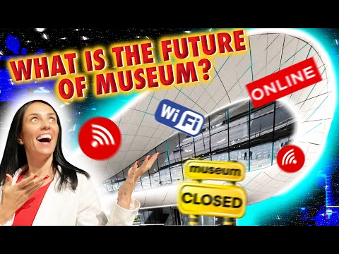 Новые технологии 2020. Etihad Museum Dubai