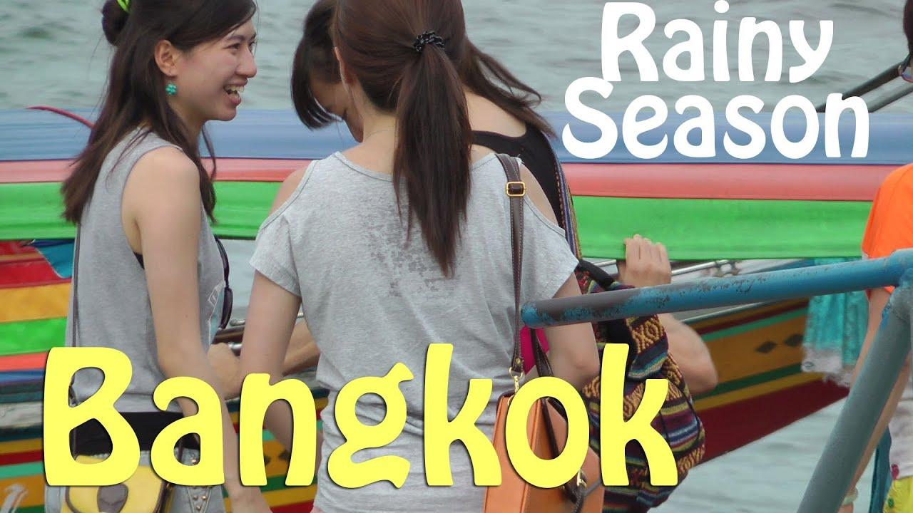 Rainy Season In Bangkok: Monsoon Months