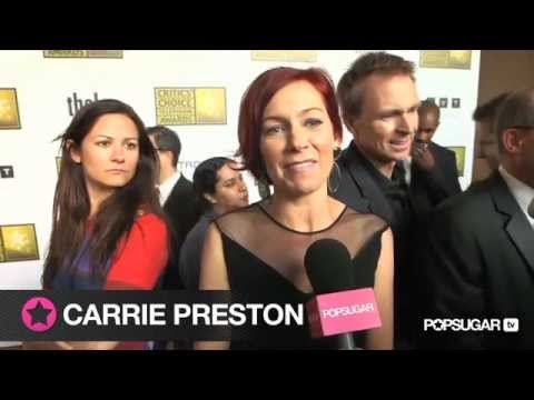 The Good Wife's Carrie Preston —