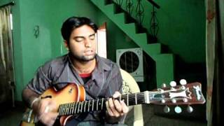 In Dino Dil Mera - Life in a Metro on Guitar