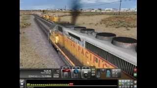 Railworks 2 : Train Simulator 2011 Gameplay