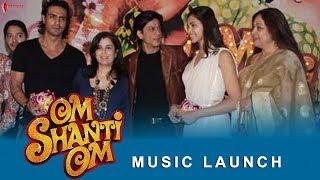 Om Shanti Om | Music Launch | Shah Rukh Khan, Deepika Padukone | A Film by Farah Khan