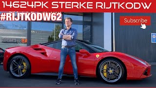 14624pk sterke RIJTKODW 62: RS6 Don | Ferrari 488 | R8 V10+ | Q8 | R8 Capristo | M 540iT | M5 600pk