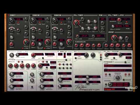 Rob Papen: Predator: Unleashed - 1. Overview