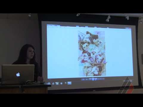 Carla Wyzgala Visiting Artist Lecture at American Academy of Art