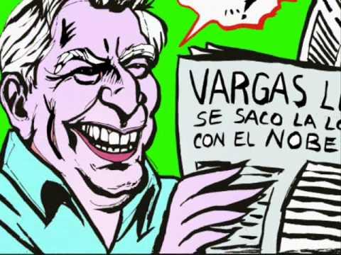 Resultado de imagen para Caricaturas de Mario Vargas Llosa
