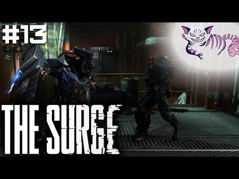 The Surge Walkthrough - Part 13 - Back on Track in Central Production B