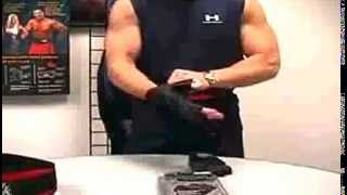 Schiek Sports, Inc. Lifting Gloves Tutorial