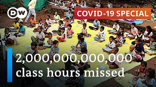 How to close leaŗning gap for pandemic's school children | DW News