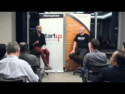 Startup Grind Toronto - Anish Acharya - Google Ventures