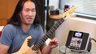 BOSS eBand JS-10 — Herman Li Demo