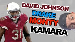David Montgomery EXPLODES.. Are David Johnson owners in trouble? Go get Kamara?